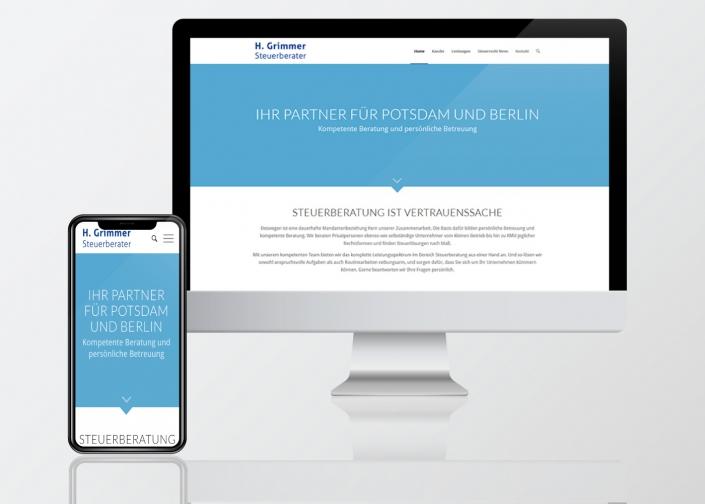 Webseite, Logo